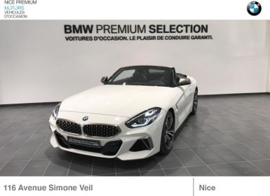 Voiture BMW Z4 Roadster M40iA 340ch M Performance Occasion