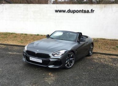 Vente BMW Z4 Roadster M40iA 340ch M Performance 162g Neuf