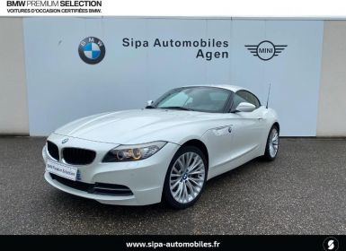 Vente BMW Z4 sDrive 20i 184ch Pure Design Occasion
