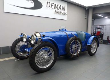 Bugatti Type 37 Tribute - Immatriculation Belge Occasion