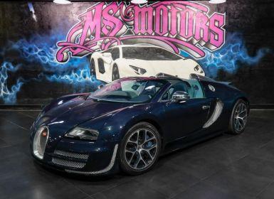 Vente Bugatti Veyron Grand Sport 16.4 VITESSE CABRIOLET Occasion