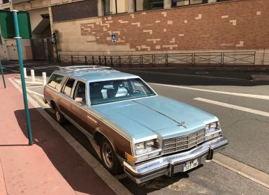 Vente Buick Estate 5,7 Litres Boîte Auto, GPL Et Essence Occasion