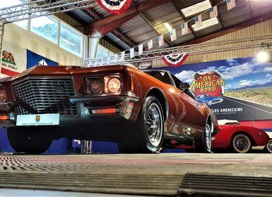 """Vente Buick Riviera """"boat tail"""" '72 Occasion"""