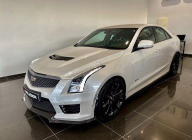 Vente Cadillac ATS -V Séries 3.6TT V6 470ch RWD AT8 4p Occasion