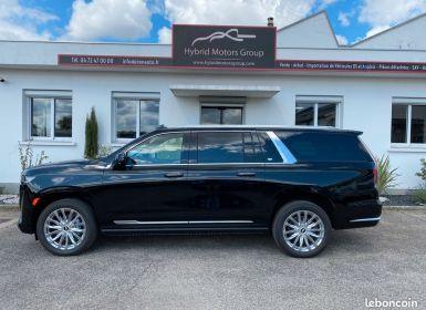 Cadillac ESCALADE 2021 ESV PLATINUM V8 6.2L disponible sur parc