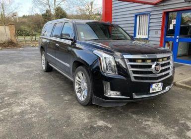 Vente Cadillac ESCALADE 6.2 V8 426CH PLATINUM ESV AWD AT Occasion