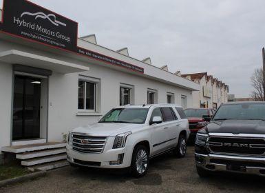 Vente Cadillac ESCALADE 6.2L V8 425 CV PLATINUM Neuf