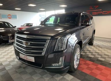 Vente Cadillac ESCALADE III 6.2 V8 Platinum BA Occasion