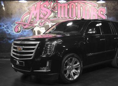 Achat Cadillac ESCALADE IV 6.2 V8 PLATINUM Occasion