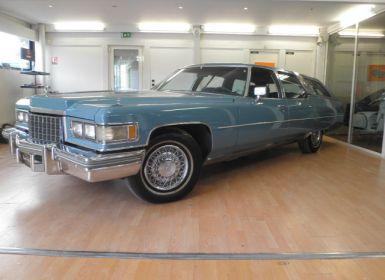 Voiture Cadillac FLEETWOOD BROUGHAM CASTILIAN Occasion
