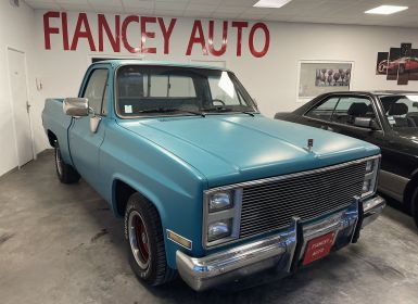 Chevrolet C10 5.7 350 CI SQUARE BODY