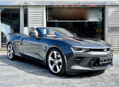 Acheter Chevrolet Camaro CHEVROLET CAMARO Convertible V8 6,2 L 2018 (Véhicule Europe) Occasion
