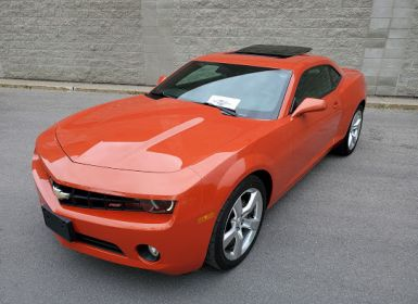 Achat Chevrolet Camaro V6 PACK RS AUTO 304CH Occasion