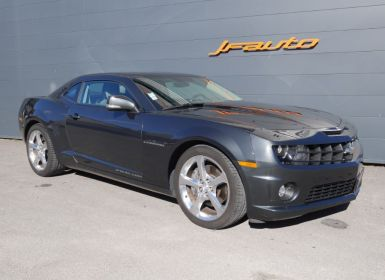 Voiture Chevrolet Camaro V8 2 SS BVM Coupe BVM (432ch) Occasion