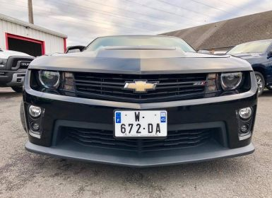 Achat Chevrolet Camaro ZL1 V8 6.2L Supercharged 2014 Occasion