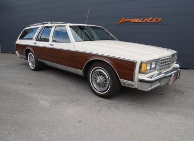 Achat Chevrolet Caprice ESTATE BERLINE Occasion