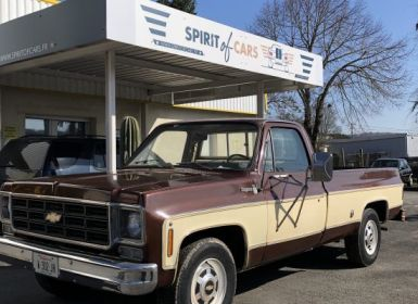 Chevrolet Cheyenne V8 350 CI 1977 LONG BED PICK UP Occasion
