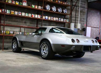 Chevrolet Corvette 25 th anniversary