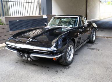 Vente Chevrolet Corvette C2 CHEVROLET CORVETTE C2 STINGRAY COUPE 1965 350CI BOITE 4 Occasion