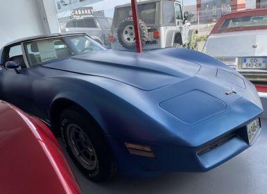 Chevrolet Corvette C3 1980