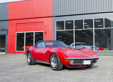 Vente Chevrolet Corvette C3 Stingray Convertible Occasion