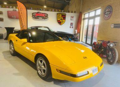 Vente Chevrolet Corvette C4 5.7 V8 CABRIOLET LT1 EN FRANCE Occasion