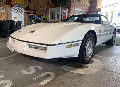 Vente Chevrolet Corvette C4 CAB Edition PACE CAR Occasion
