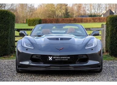Vente Chevrolet Corvette C7 Z06 Cabriolet Occasion