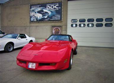 Vente Chevrolet Corvette CORVETTE C-3 T-top V8 AUTOMATIQUE Occasion