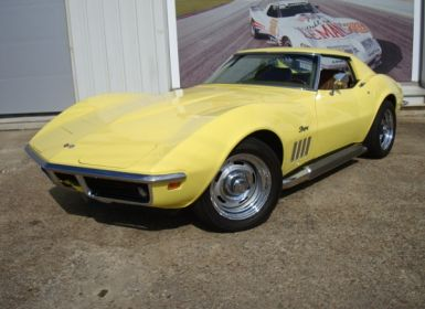 Vente Chevrolet Corvette Stingray Coupe T-Top 1969 Occasion