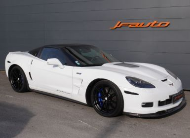 Voiture Chevrolet Corvette ZR1 6.2 V8 647CH 647cv IMMAT INCLUSE Occasion