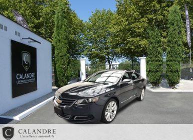 Vente Chevrolet Impala 2LZ Occasion