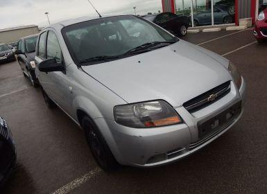 Vente Chevrolet Kalos 1.2 SE 5P Occasion