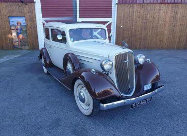 Achat Chevrolet Master 1934 Occasion