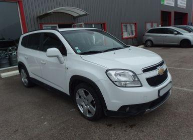 Chevrolet Orlando 2.0 VCDI163 LTZ