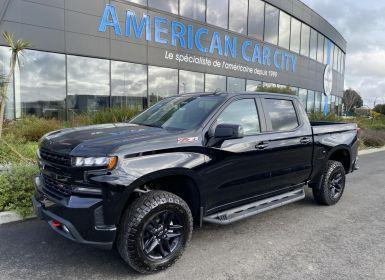 Vente Chevrolet Silverado Crew cab Trailboss 2021 V8 6.2L Neuf