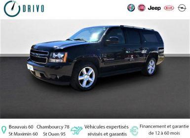 Vente Chevrolet Suburban 5.3 V8 LTZ BA6 FLEXFUEL E85 Occasion
