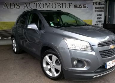 Voiture Chevrolet Trax 1.7 VCDI 130 S&S LT Occasion