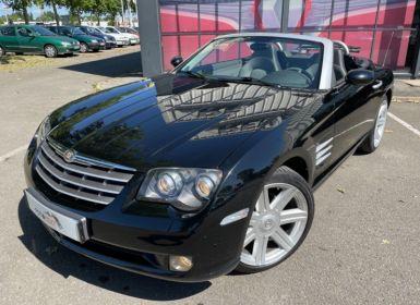 Vente Chrysler CROSSFIRE 3.2 V6 LIMITED Occasion