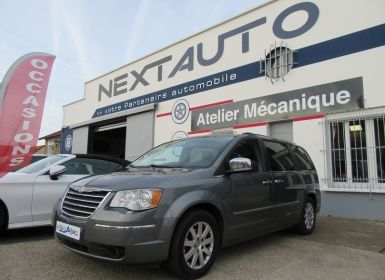 Voiture Chrysler GRAND VOYAGER 7 PLACES 2.8 CRD 20EME ANNIVERSAIRE BA Occasion