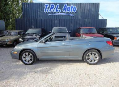 Achat Chrysler SEBRING CABRIOLET 2.0 CRD LIMITED TOIT RIGIDE Occasion