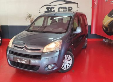 Vente Citroen BERLINGO 1L6 HDI 110 CH 5 PLACES Occasion