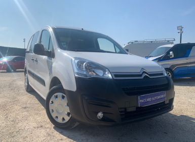 Citroen BERLINGO BLUEHDI 100cv Boite automatique Occasion