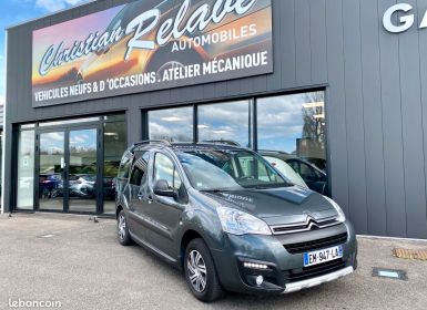 Vente Citroen BERLINGO Citroën BlueHdi 120 Shine 2017 Occasion