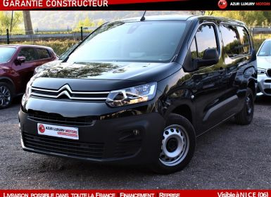 Achat Citroen BERLINGO TAILLE XL BLUE HDI 130 WORKER S&S Occasion