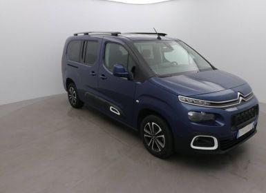 Vente Citroen BERLINGO XL 1.5 BlueHDi 130 SHINE Occasion
