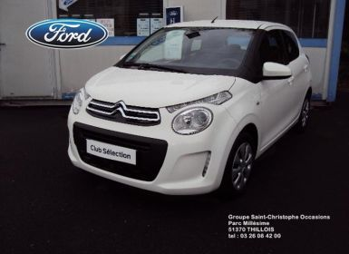 Vente Citroen C1 VTi 72 Feel 5p Occasion