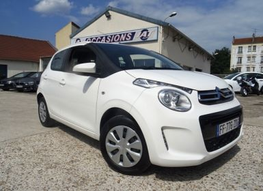 Achat Citroen C1 VTI 72 FEEL 5P Occasion