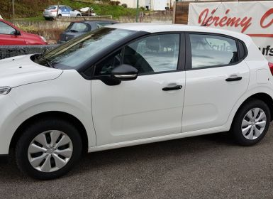 Citroen C3 (3) Pure TECH 68 BVM LIVE Occasion