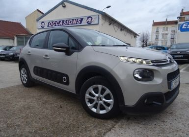 Voiture Citroen C3 BLUEHDI 75CH FEEL S&S Occasion